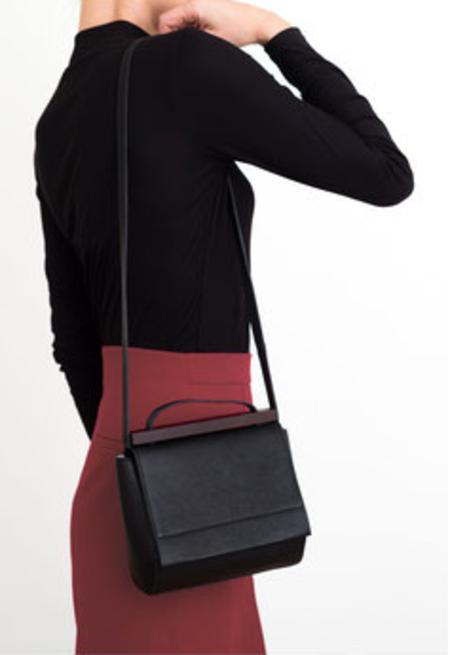 imke disselhoff shoulder bag mini # ID11_17 - black