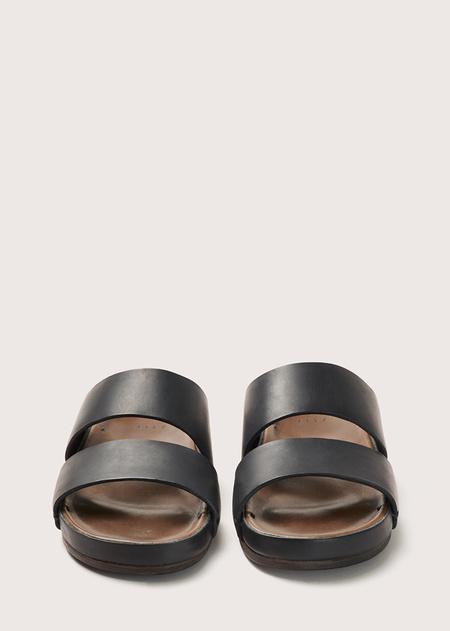 Unisex Hand Molded Sandal - Black