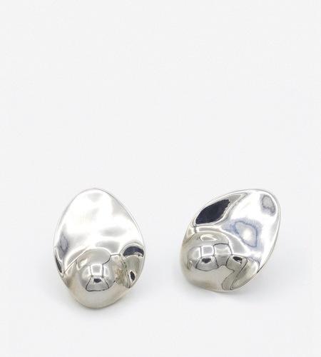 LUZ ORTIZ Small Blister Earrings