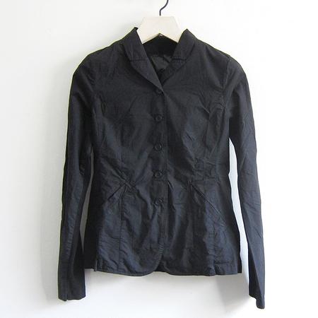 Rundholz cotton jacket - black
