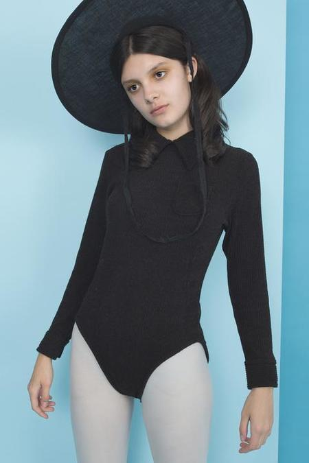 Samantha Pleet Cafe Bodysuit