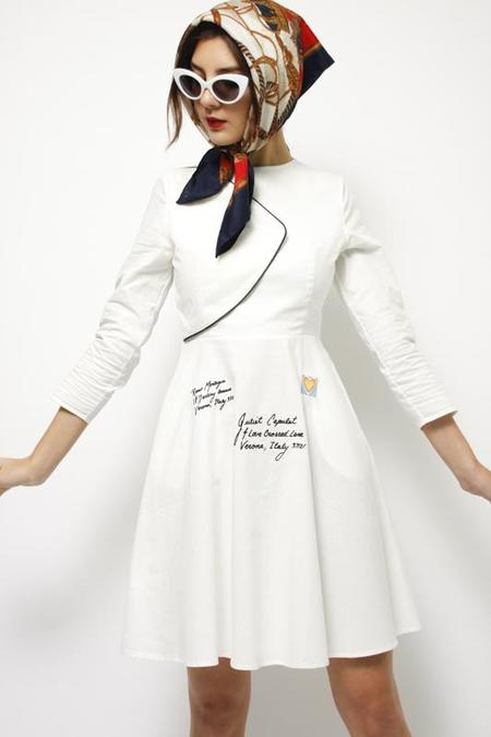 Samantha Pleet Love Letter Dress