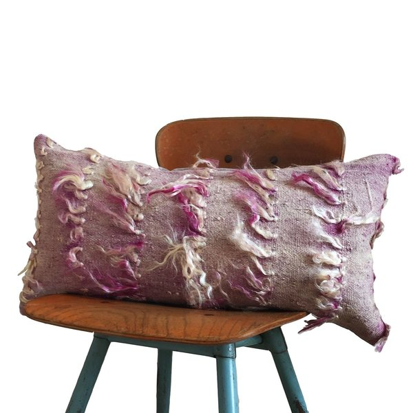 Valiente Goods Lasi Lumbar Decorative Pillow Cover