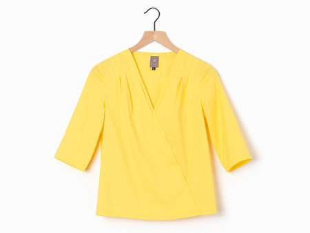Anne Willi Kal Top - Yellow