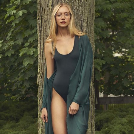 Prism Los Angles Swimsuit - Black Velvet