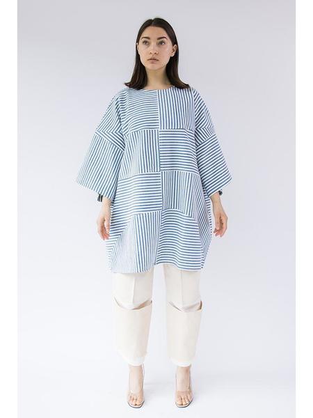 Unisex 69 Basketball Shirt - Blue/White