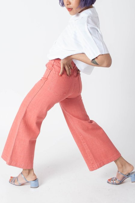 Carleen Nellie Jeans (Petite) - Red
