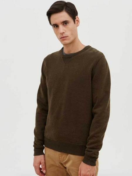 Hartford Sweatshirt in Moss
