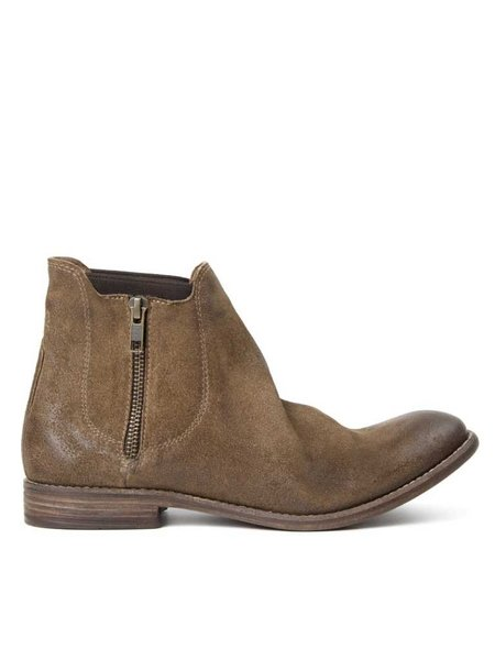 Hudson Algoma Ankle Boot - brown