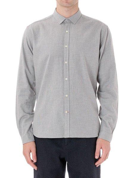 Oliver Spencer Clerkenwell Shirt in Clifton Grey