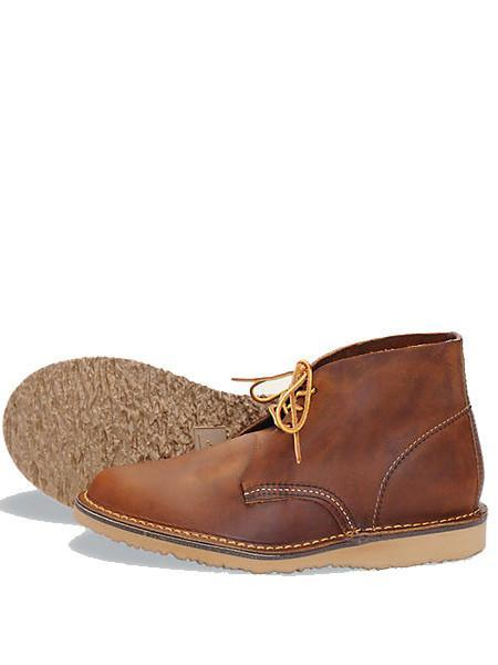 Red Wing Shoes 3322 Weekend Boot - Copper