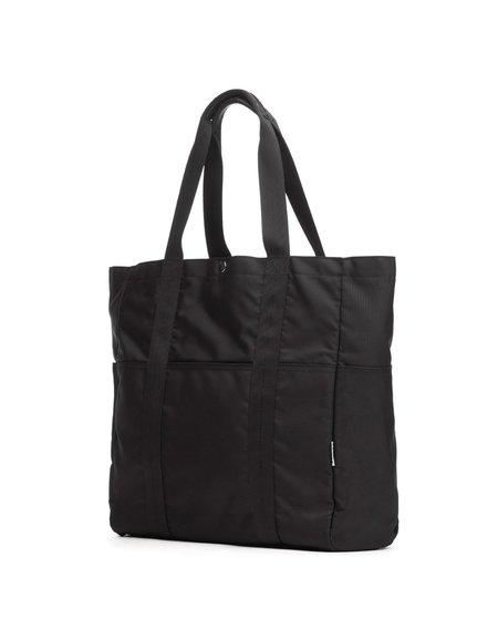 Unisex Taikan Sherpa Tote Bag - Matte Black