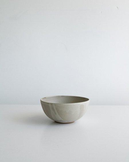 Yuko Pottery Grey Wash Stoneware Bowls