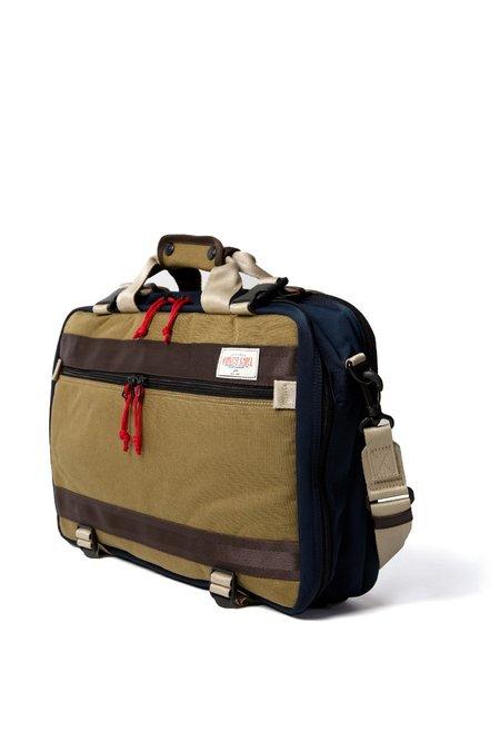 Harvest Label 3 Way Traveler Pack - Khaki