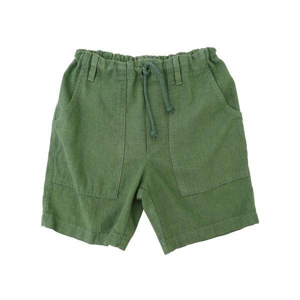 Kids nico nico Broadway Barrel Shorts - cactus
