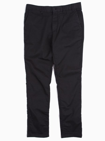 Norse Projects Aros Slim Light Stretch in Black