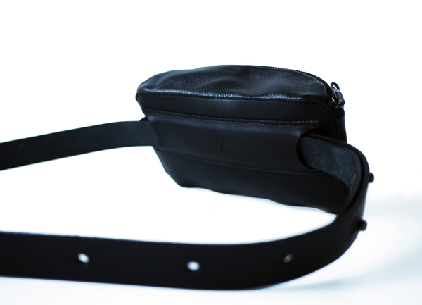 Aw By Andrea Wong Fraser Fannypack - Black
