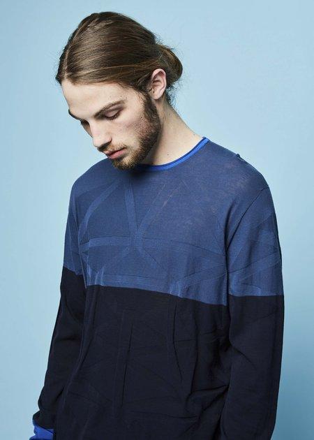 Vittorio Branchizio Fin Colorblock Pullover