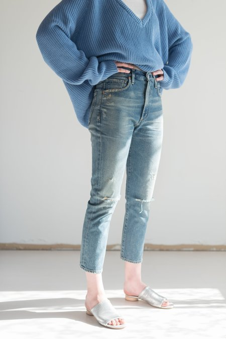 Citizens of Humanity Dree Crop Jeans in Cameo