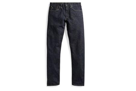 RRL Slim Narrow Jean - Rinse Wash
