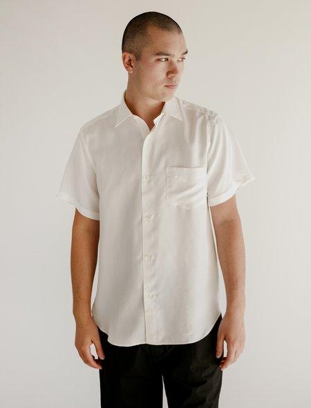 Cobra SC Short Sleeve Shirt - Optic White