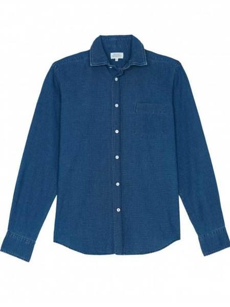 Hartford Paul Shirt with Dots Fil-Coupé