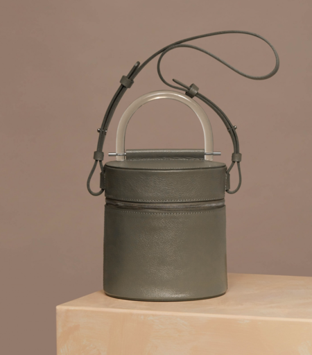 Building Block Drum Bag - Fog
