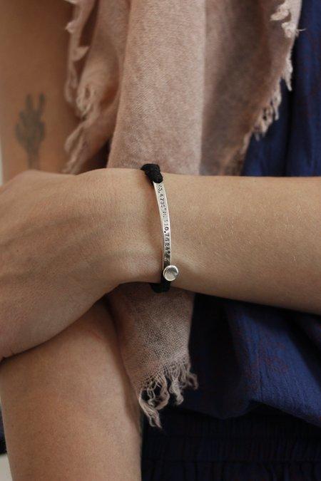 Scosha Silver Coordinate Bracelet