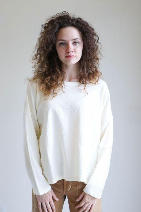 Revisited Mesina Sweater in Bone