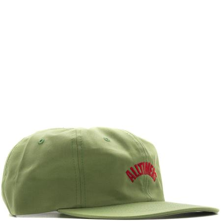 Alltimers Arch Hat - Lime Green