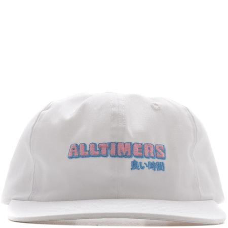 Alltimers Block Hat - White