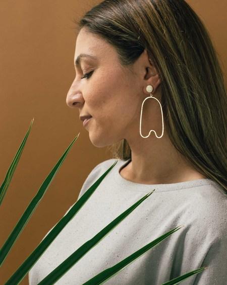 WKNDLA Boulder Earrings