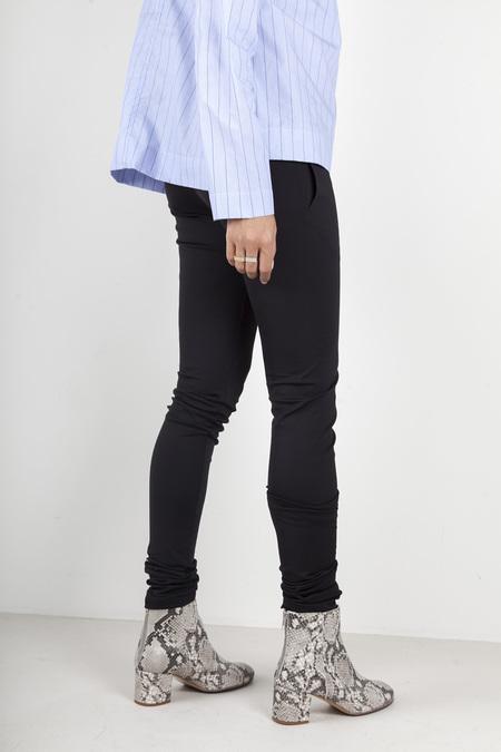 Monique van Heist Legging - Navy Lycra