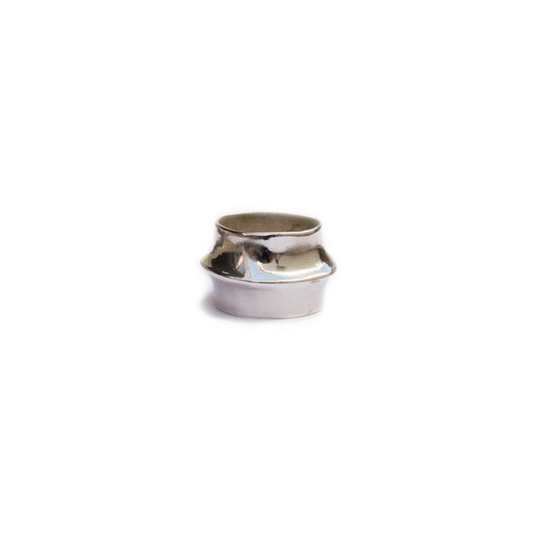 Loua Statement Ring - Silver