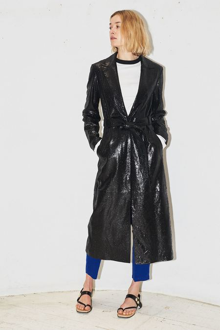Anonie Leather NOX Trench