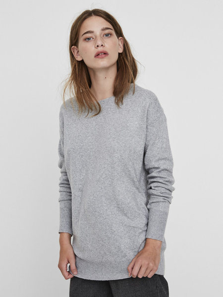 VERO MODA Classic Long Sweater