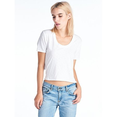 Nation Ltd Alexandra Tie Back Tee