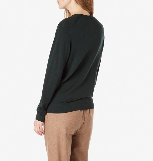 Sunspel Fine Merino Crew Neck Jumper