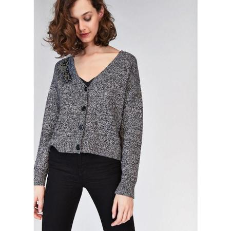 Tara Jarmon Grey Knit