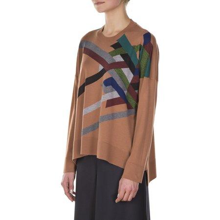 Roberto Collina Knit Round Neck Sweater
