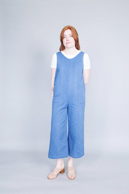 Odeyalo Junior Denim Jumpsuit