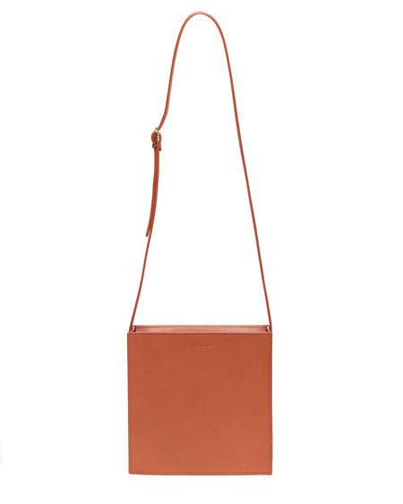 The Stowe Charlotte Square Bag - Cognac