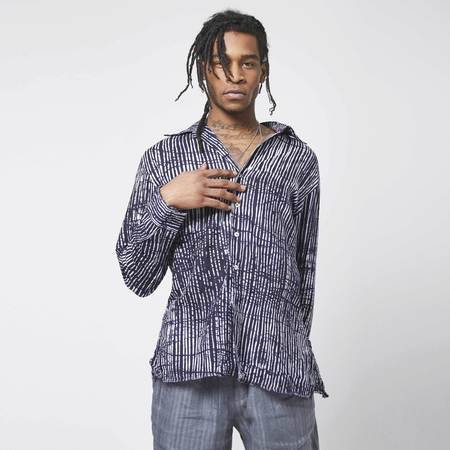Post-Imperial Standard Shirt - Indigo