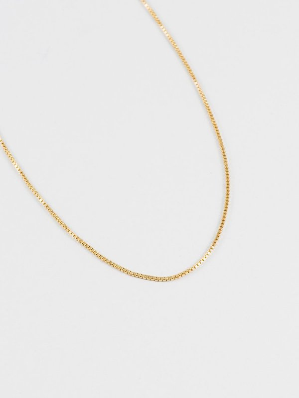 Wolf Circus Clea Chain - Gold