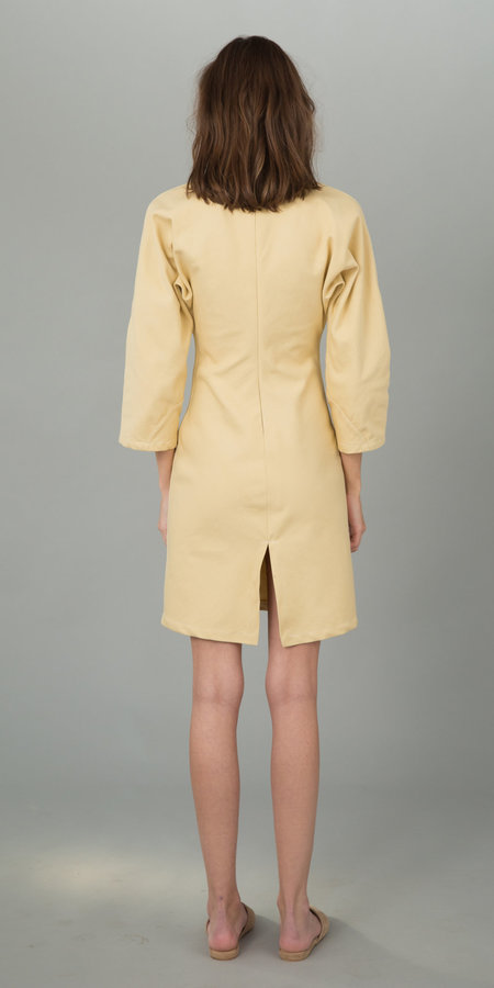 Urbanovitch Denim Twist Dress