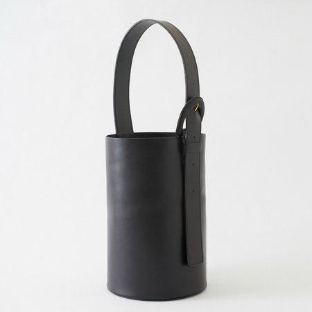 Crescioni Mini Dune Bag - Black