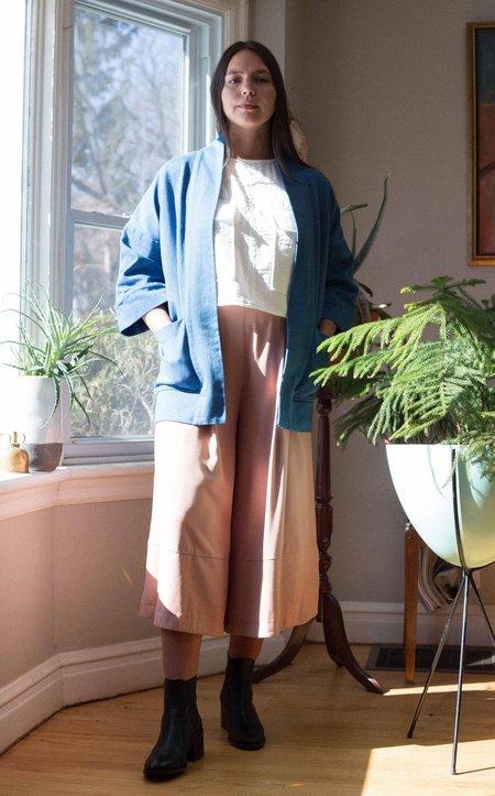Odeyalo Bloom Kimono - Denim