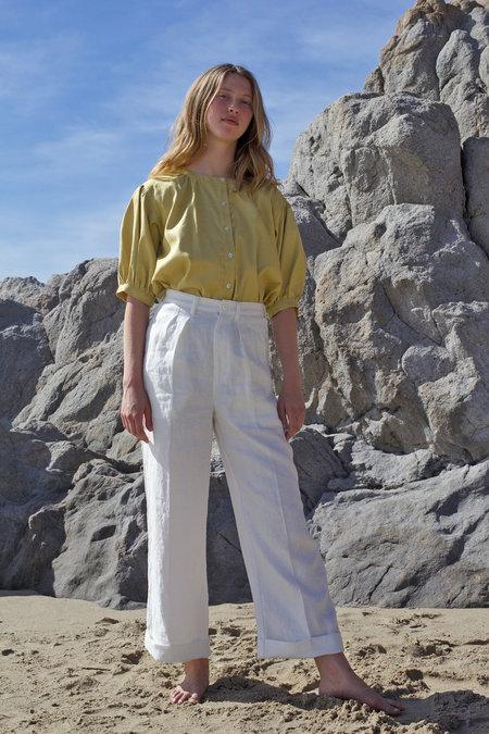 Town Clothes Pontoise Pant - Magnolia