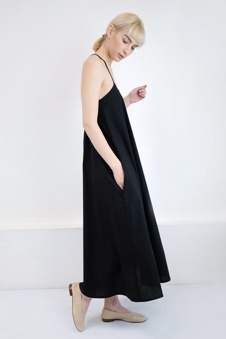 Micaela Greg Loop Dress - Black