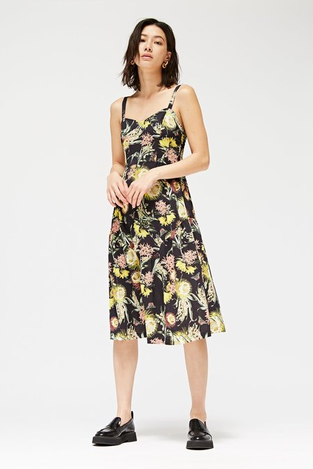 Lacausa Maiden Dress - Garden Floral
